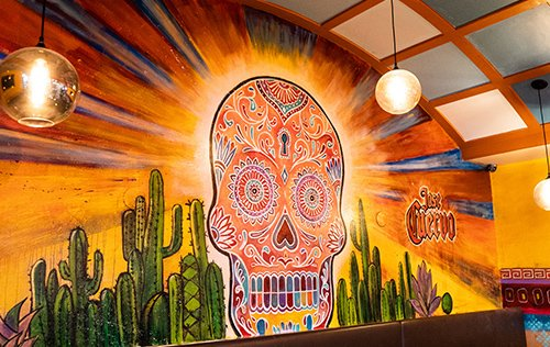 Mexican grill