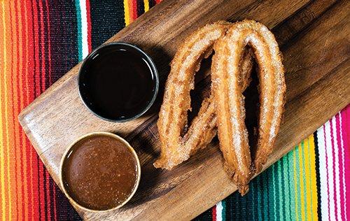 Three Mariachis restaurant